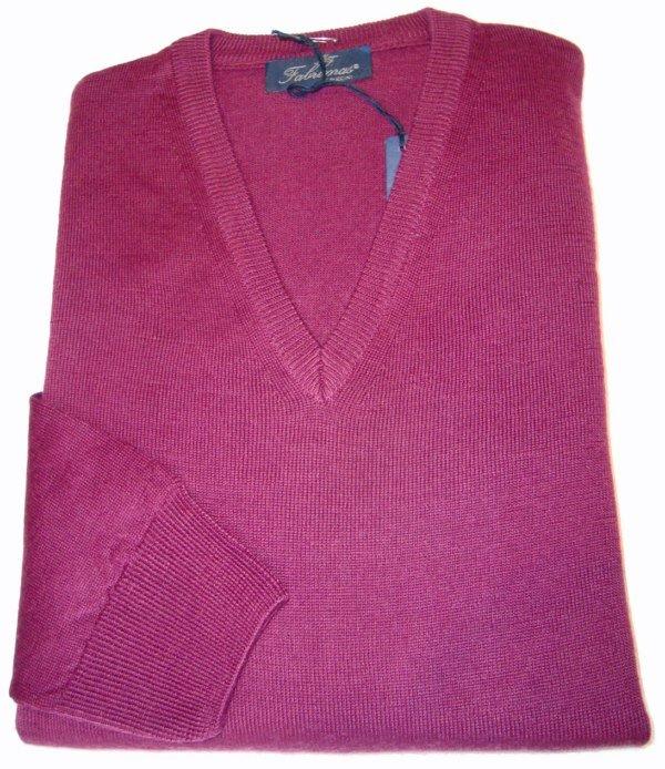 Sweater: VEE NECK JUMPER