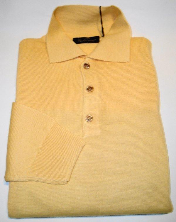 Sweater: MERINO POLO SWEATER