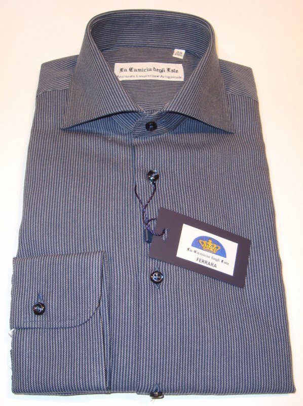 Shirt Men: FRENCH COLLAR SHIRT