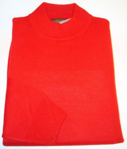 Sweater: MOCK NECK JUMPER