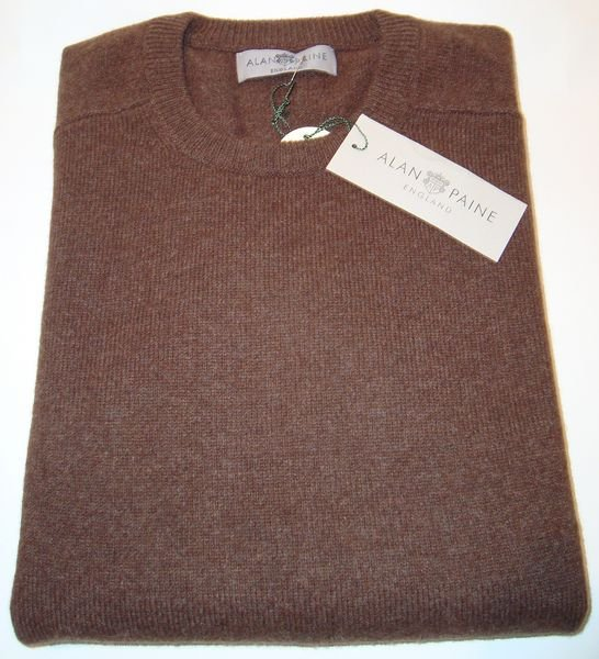 Sweater: CREW NECK JUMPER