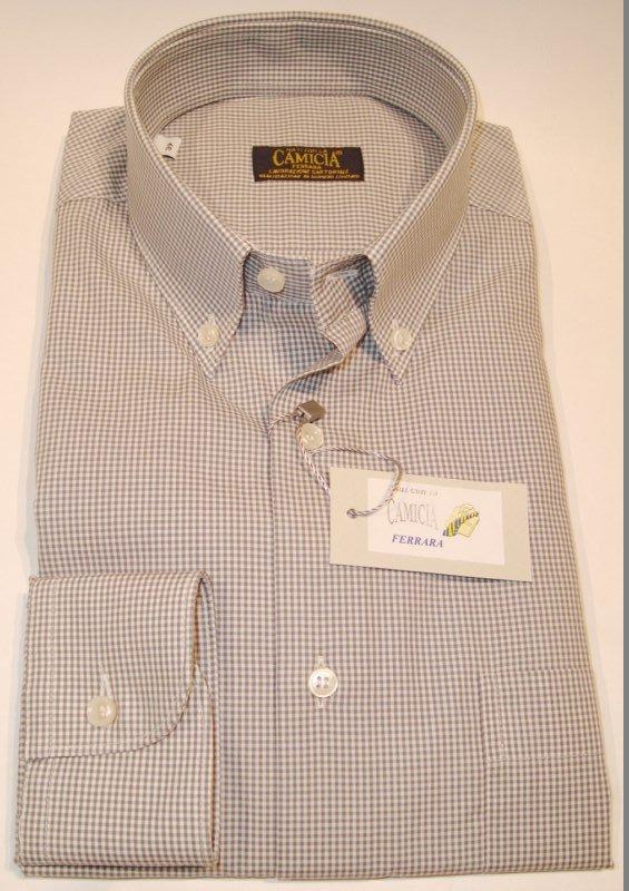 Shirt Men: CHECKED SPORT SHIRT