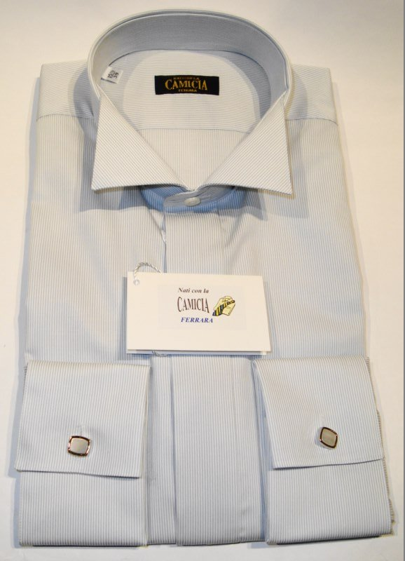 Shirt Men: ELEGANT DIPLOMATIC COLLAR SHIRT