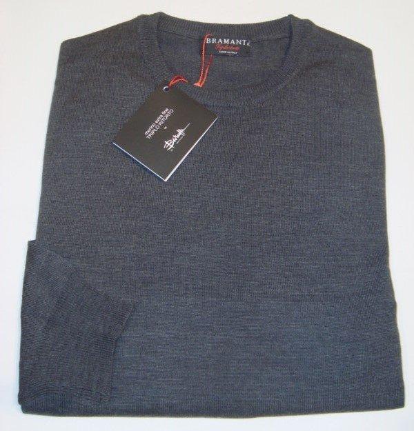 Sweater: PLUS GRÖSSE RUND HALSKARTE