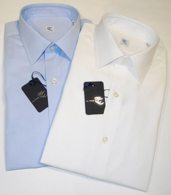 Shirt Men: ARMORED COTTON SHIRT