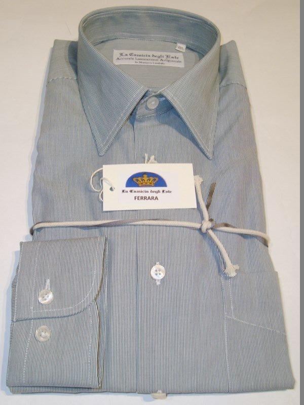 Shirt Men: COTTON STRIPED SHIRT