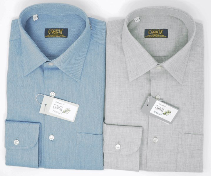 Shirt Men: CLASSIC FLANNEL SHIRT