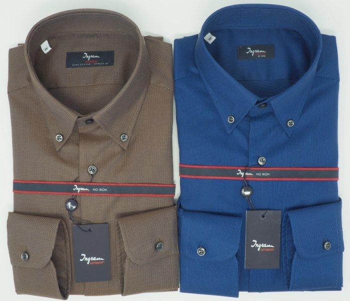 Shirt Men: 100% COTTON  NO IRON SHIRT