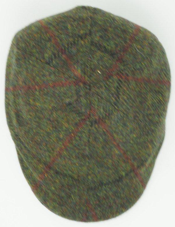 HARRIS TWEED DUCKBILL CAP