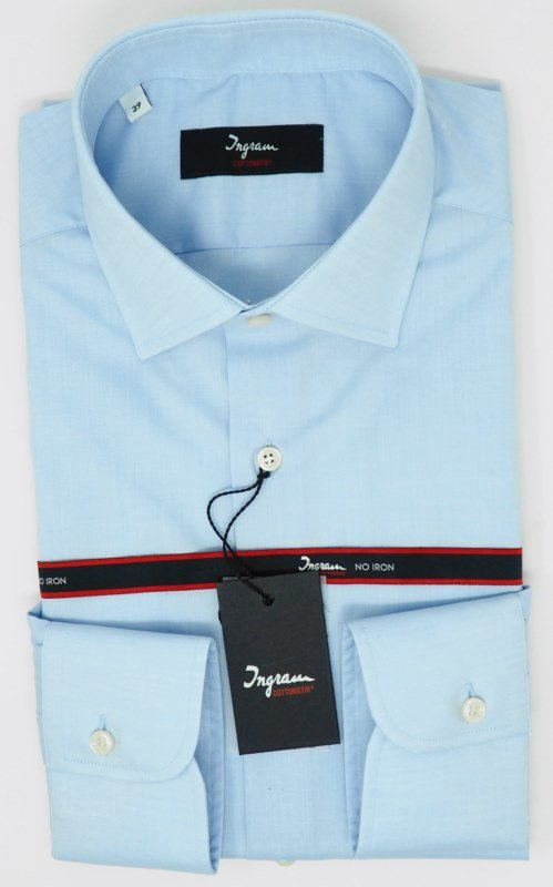 Shirt Men: NON-IRONING WRINKLE SHIRT