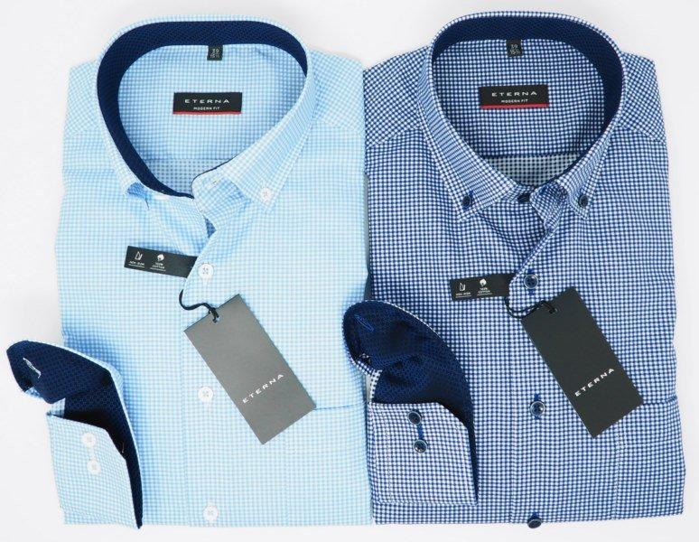 Shirt Men: IRON FREE 100% COTTON SHIRT