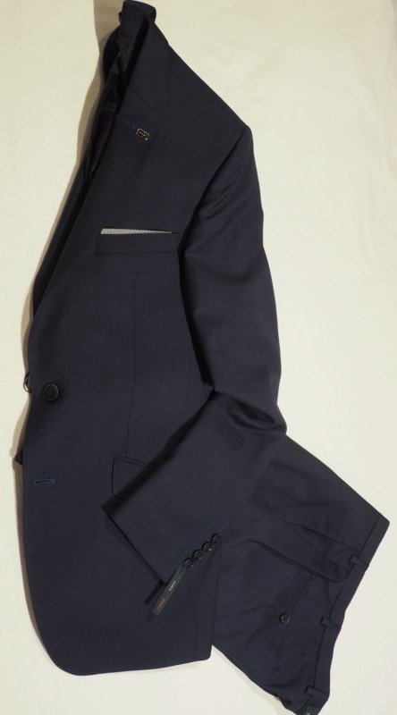 100% WOOL EXTRA LONG SUIT