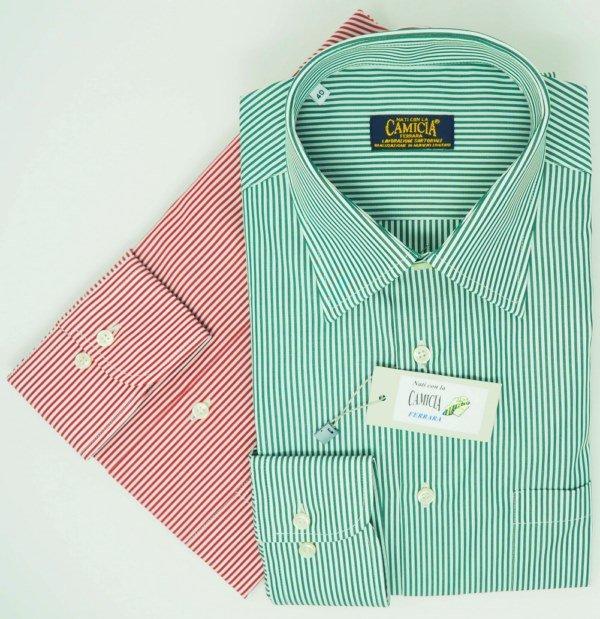 Shirt Men: CLASSIC STRIPED SHIRT