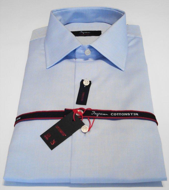 Shirt Men: BÜGELFREIE BAUMWOLLHEMD