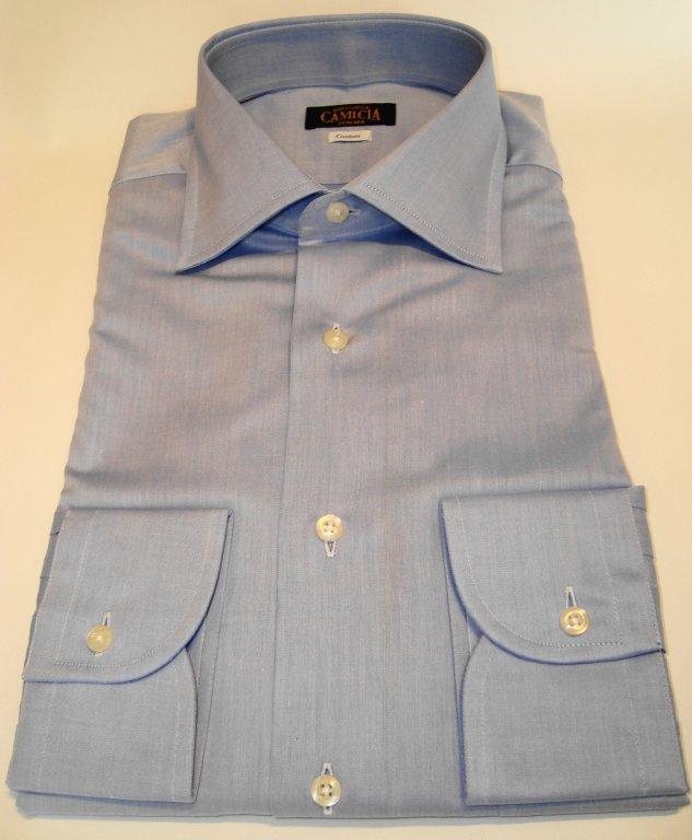 Shirt Men: COTTON TWILL SHIRT