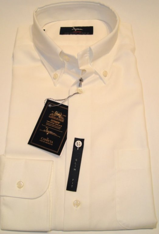 Shirt Men: NON-IRON OPERATED COTTON