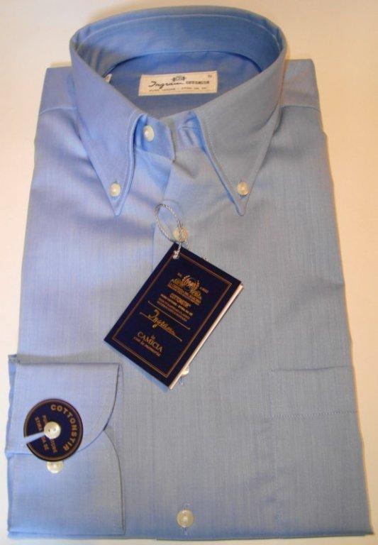 Shirt Men: THE FIRST NO IRON SHIRT