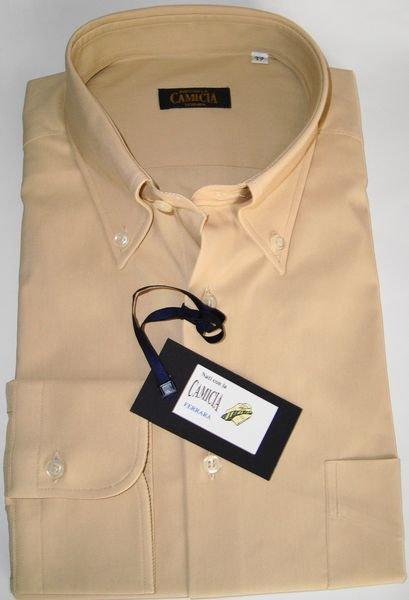 Shirt Men: POPLIN COTTON SHIRT