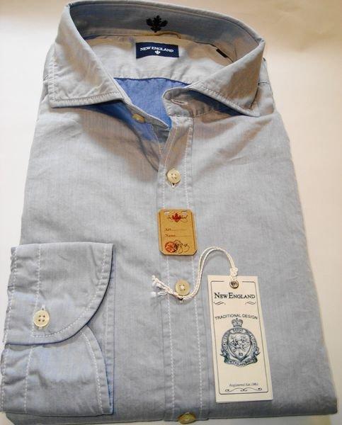 Shirt Men: SLIM FIT BAUMWOLLHEMD