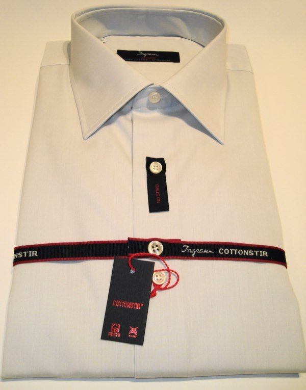 Shirt Men: DAS ERSTE BÜGELFREIE HEMD