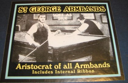 ST. GEORGE ARMBANDS