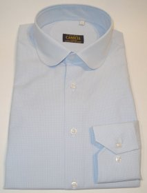 CAMICIA COLLETTO STONDATO