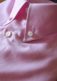 LA CAMICIA BUTTON DOWN