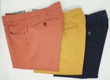 EXTRA LIGHTWEIGHT COTTON TROUSERS