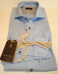 CAMICIA COLLETTO FRANCESE NEW ENGLAND