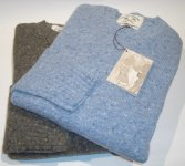 MAGLIONE TWEED ALAN PAINE