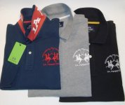 LONG SLEEVE POLO LA MARTINA
