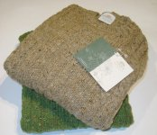GIROCOLLO TRECCIA TWEED BONNER
