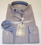 HOUNDSTOOTH  SHIRT WEBB & SCOTT