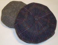 IRISCHER TWEED HUT HANNA HATS