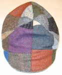 PATCHWORK HUT HANNA HATS