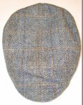 BERRETTO HARRIS TWEED HANNA HATS