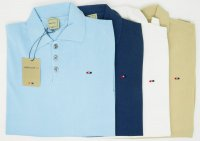 HALBARM JERSEY POLO WEBB & SCOTT