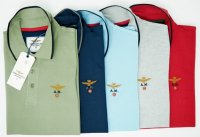 SHORT SLEEVES POLO AERONAUTICA MILITARE