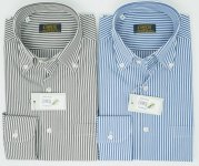 STRIPED EXTRA COTTON SHIRT NATI CON LA CAMICIA