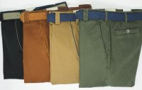 LINED THERMAL PANTS MEYER