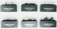 ORIGINAL CUFFLINKS CHRISTIE'S LONDON