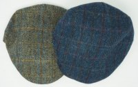 HARRIS TWEED KAPPE HANNA HATS