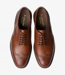 GRAIN BROGUE SHOES LOAKE