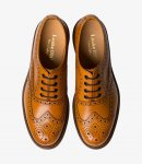 BROGUE SHOES MADE IN ENGLAND LOAKE