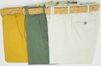 PIMA COTTON PANTS MEYER