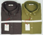 100% WASHED LINEN SHIRT INGRAM