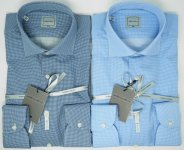CAMICIA NO STIRO PURO COTONE WEBB & SCOTT