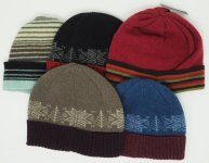 SCOTTISH BEANIE PROMOTION ROBERT MACKIE