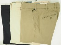 LIGHTWEIGHT COTTON TROUSERS MMX
