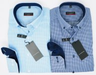 IRON FREE 100% COTTON SHIRT ETERNA